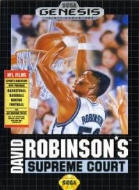 David Robinson's Supreme Court (NFL Films) Box Art