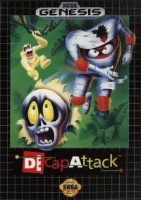 Decap Attack Box Art
