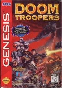 Doom Troopers Box Art