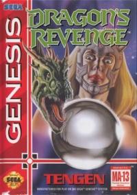 Dragon's Revenge Box Art