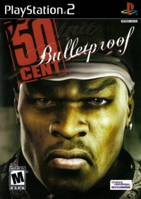 50 Cent: Bulletproof Box Art