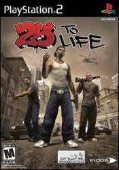 25 to Life Box Art