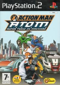 Action Man A.T.O.M.: Alpha Teens on Machines [NL][FR] Box Art