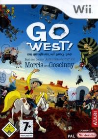Go West: A Lucky Luke Adventure Box Art