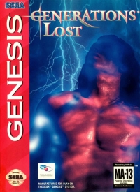 Generations Lost Box Art
