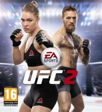 EA Sports UFC 2 Box Art