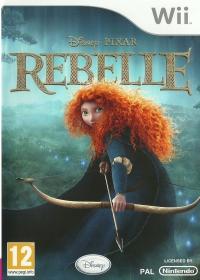 Disney/Pixar Rebelle Box Art
