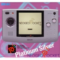 Neo Geo Pocket - Platinum Silver Box Art