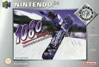 1080° Snowboarding - Players Choice Box Art