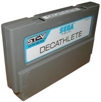 Decathlete Box Art