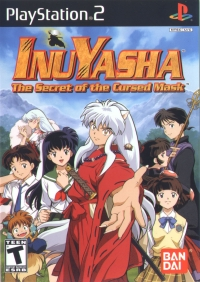 Inuyasha: The Secret of the Cursed Mask Box Art