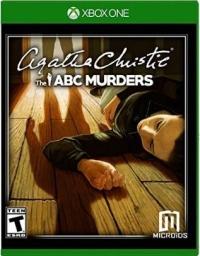 Agatha Christie: The ABC Murders Box Art