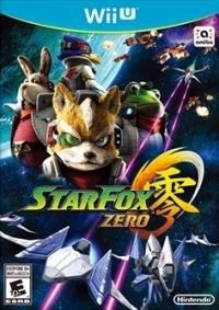 Star Fox Zero Box Art