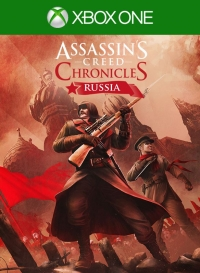Assassin's Creed Chronicles: Russia Box Art