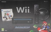 Nintendo Wii - Mario Kart Wii Pack (Black) [UK] Box Art