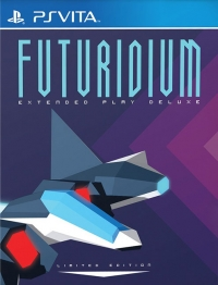 Futuridium EP Deluxe Box Art