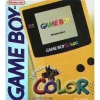 Nintendo Game Boy Color - Dandelion [EU] Box Art