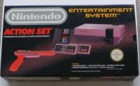 Nintendo Entertainment System - Action Set (FAH) Box Art