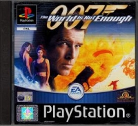 007: The World Is Not Enough [NL] Box Art