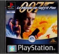 007: Le Monde ne Suffit Pas Box Art