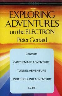 Exploring Adventures on the Electron Box Art