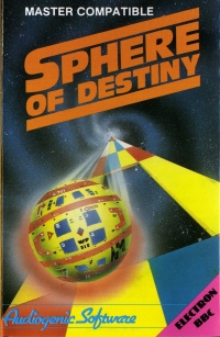 Sphere of Destiny Box Art