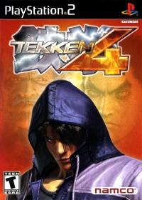 Tekken 4 Box Art
