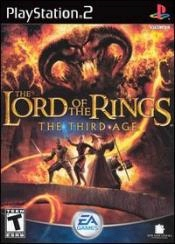 Lord of the Rings, The: The Third Age Box Art