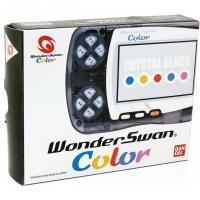 Bandai WonderSwan Color - Crystal Black Box Art