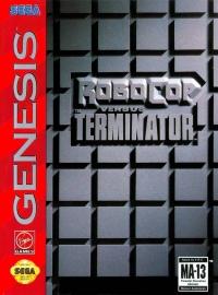 RoboCop Versus The Terminator Box Art