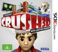 Crush 3D: A Puzzle with Another Dimension Box Art