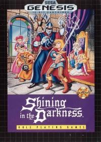 Shining in the Darkness Box Art