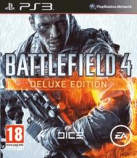 Battlefield 4 - Deluxe Edition Box Art