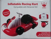 Crown Inflatable Racing Kart Box Art