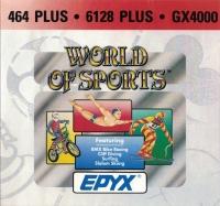 World Of Sports Box Art
