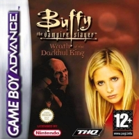 Buffy the Vampire Slayer: Wrath of the Darkhul King Box Art