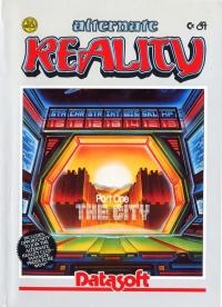 Alternate Reality: The City Box Art