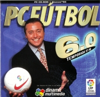 PC Fútbol 6.0 Box Art