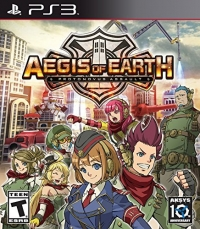 Aegis of Earth: Protonovus Assault Box Art