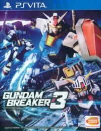 Gundam Breaker 3 Box Art