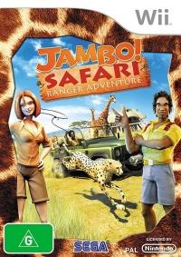 Jambo! Safari: Ranger Adventure Box Art