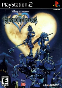 Kingdom Hearts Box Art
