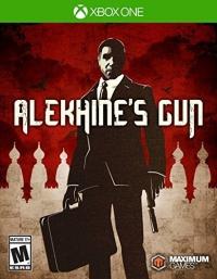 Alekhine's Gun Box Art