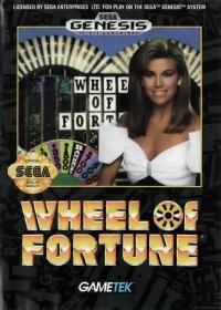Wheel of Fortune (dark) Box Art