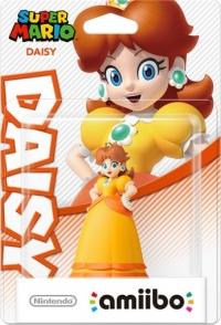 Daisy - Super Mario Box Art