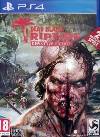 Dead Island: Definitive Edition [DE] Box Art