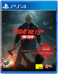 Friday the 13th: The Game Box Art