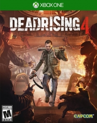 Dead Rising 4 Box Art