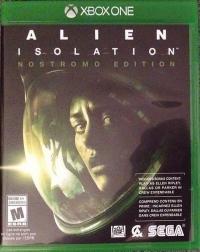 Alien: Isolation - Nostromo Edition [CA] Box Art
