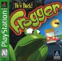 Frogger - Greatest Hits Box Art